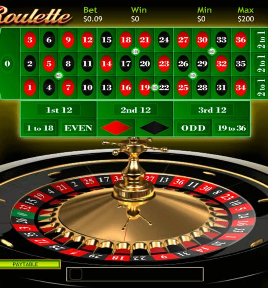 Playtech | 3D Roulette