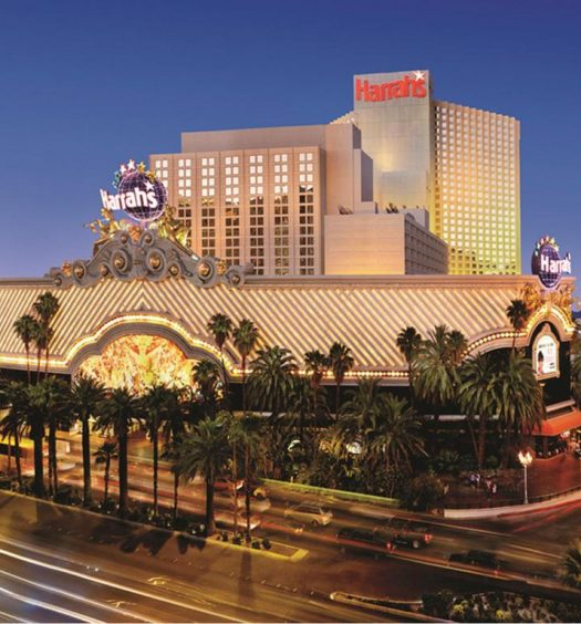 Harrah's Las Vegas | Hotel and Casino