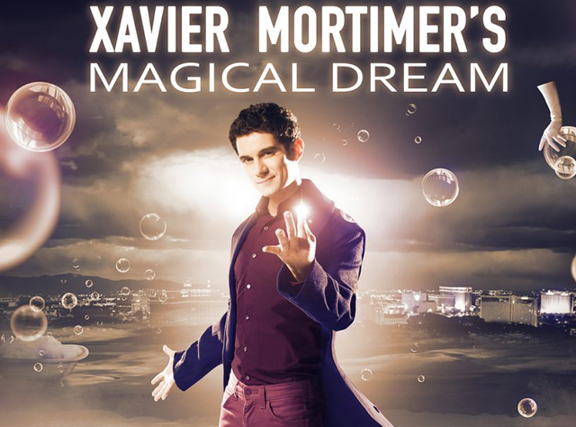Bally's Las Vegas Hotel Shows | Xavier Mortimer's Magical Dream