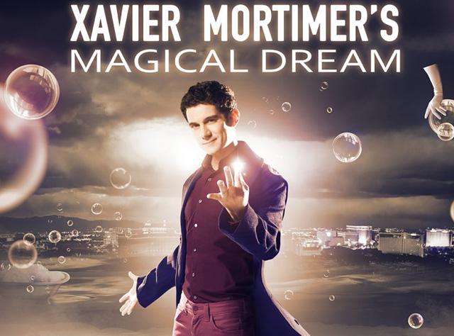 Bally's Las Vegas Hotel Shows Xavier Mortimer's Magical Dream