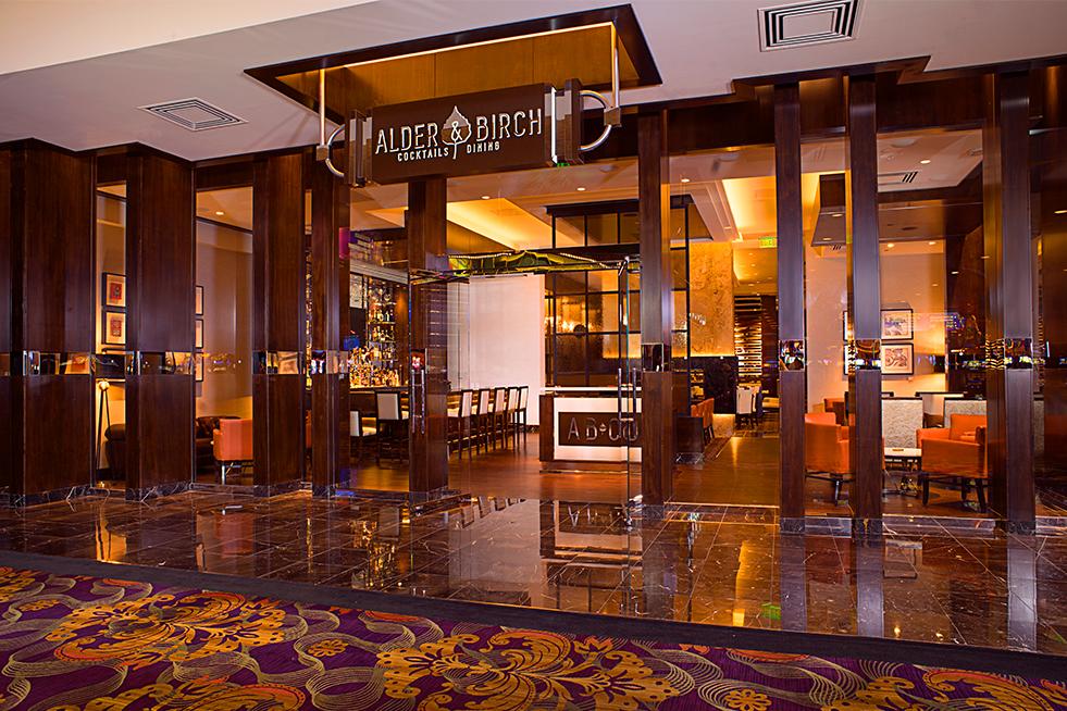 The Orleans Las Vegas Alder and Birch