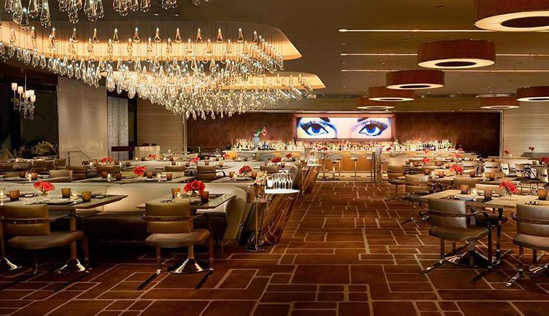 Encore Las Vegas Restaurant Andrea's