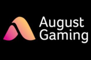 August Gaming Slots Logo