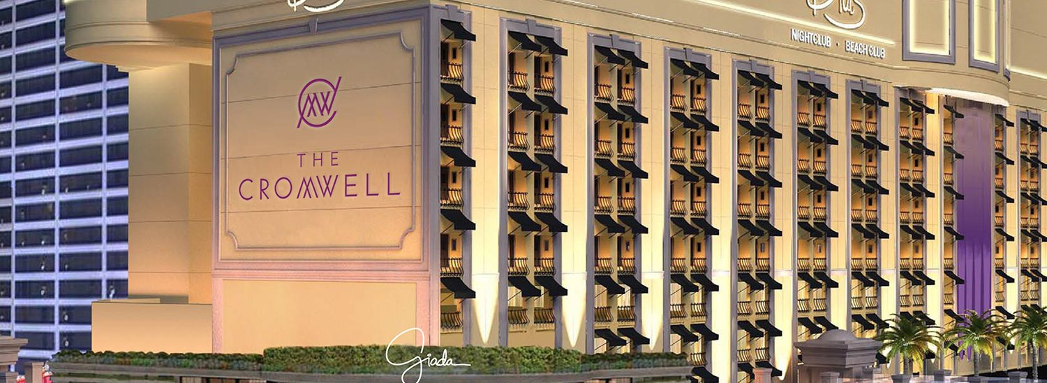 The Cromwell Las Vegas | Hotel and Casino render