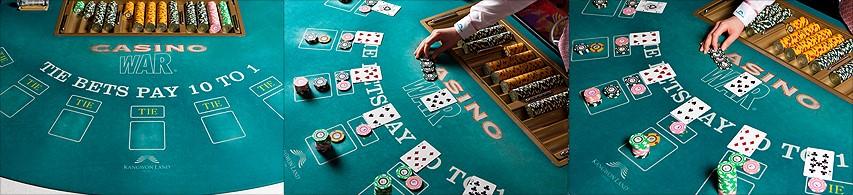 Casino wars Table