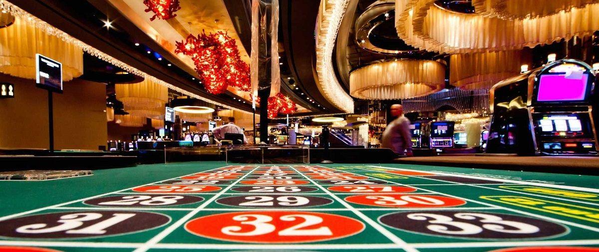 Casinoroulettetable