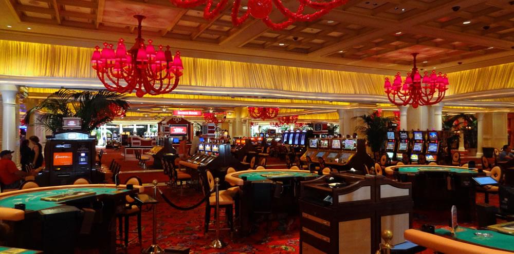 Encore Las Vegas Casino   Interior of Casino