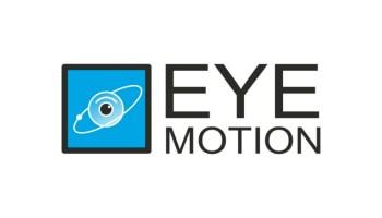 Eye Motion Slots Logo