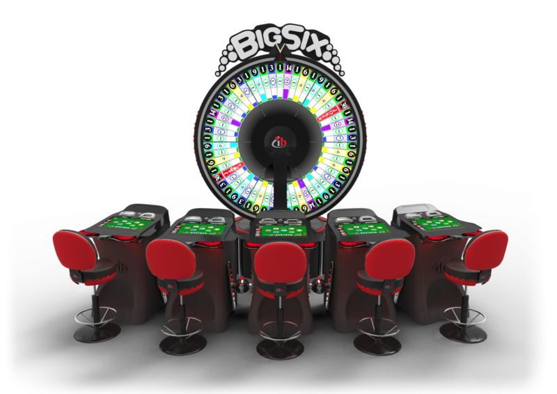 Interblockgaming | Big Six Wheel