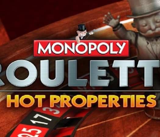 SG Interactive   Barcrest, Monopoly Roulette