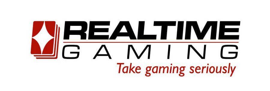 Real Time Gaming Slots Logo