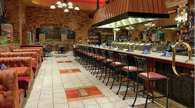 The Orleans Las Vegas Oyster Bar