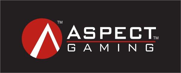 Aspect Gaming Slots Logo