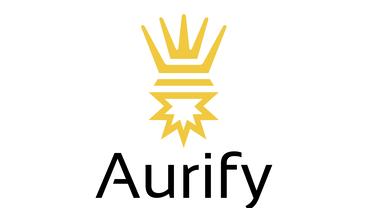 Aurify Slot Logo