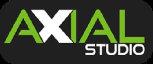 Axial Studio Slots Logo