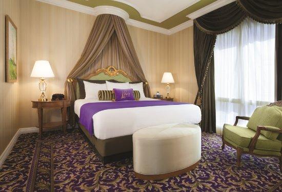 Paris Las Vegas Hotel charlemagne-suite
