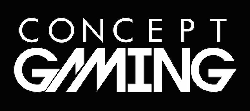 Concept Gaming Slots Logo
