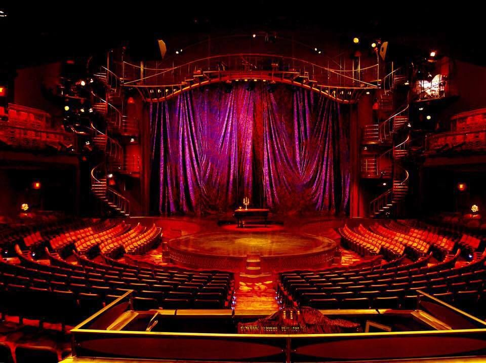 New York New York Las Vegas | Zumanity Theater