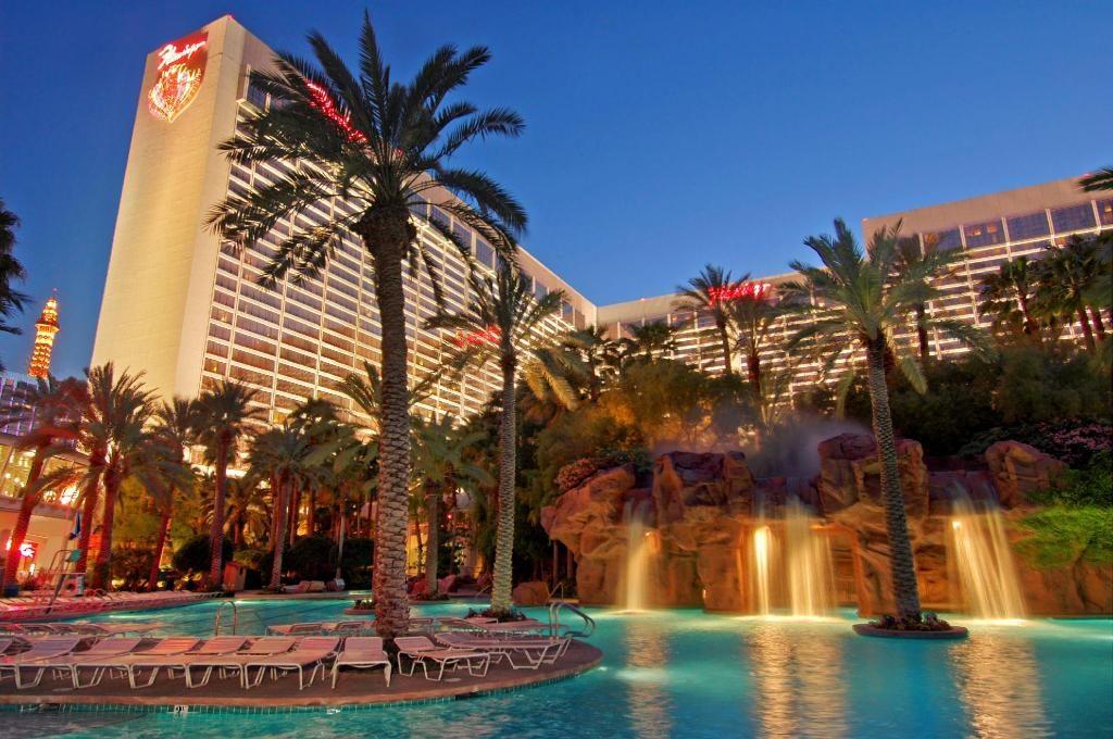 Flamingo Las Vegas Flamingo Hotel and pool
