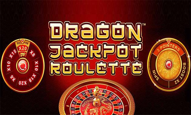 Playtech | Dragon Jackpot Roulette
