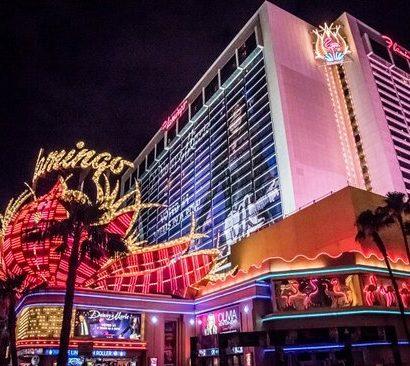 Flamingo Las Vegas | Hotel and Casino Main Entrance