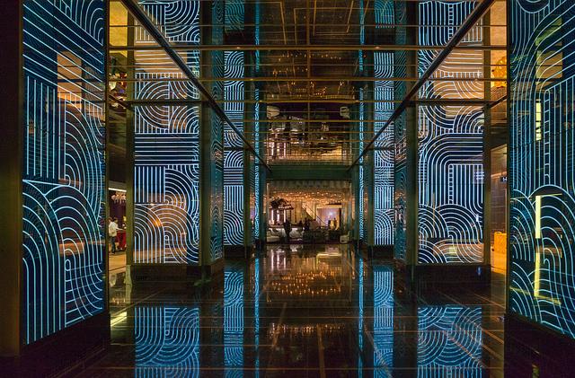 Cosmopolitan Las Vegas | Hotel Lobby