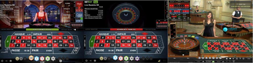 NetEnt, Playtech, Evolution | La Partage Games