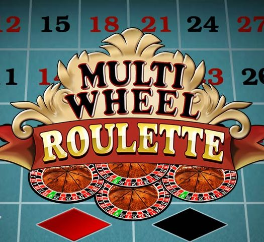 Microgaming | Multi Wheel Roulette Logo