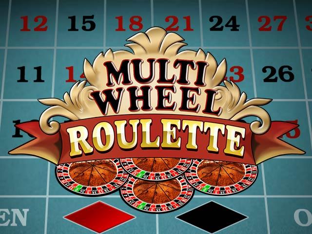 Microgaming | Multi Wheel Roulette Logo