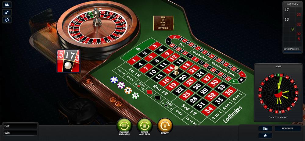 Playtech | NewAR Roulette Statistics