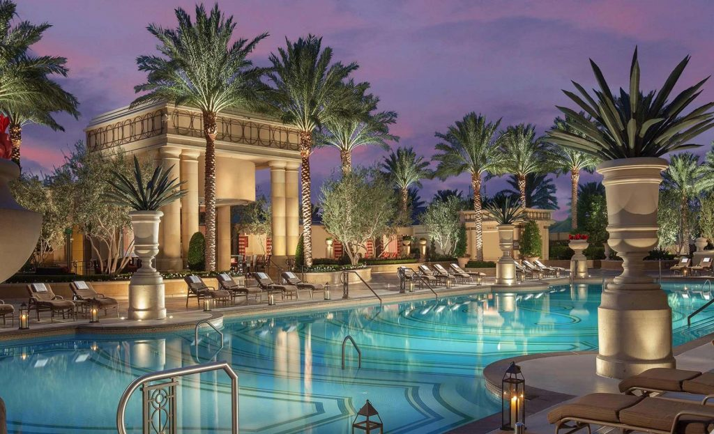 Palazzo Las Vegas | Hotel Pool