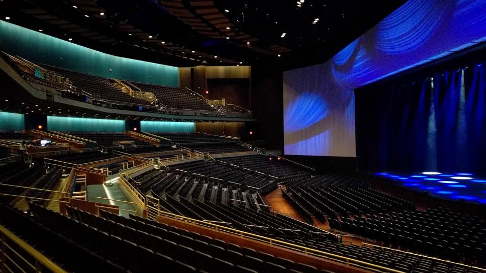 Park MGM Las Vegas   Park MGM Theatre