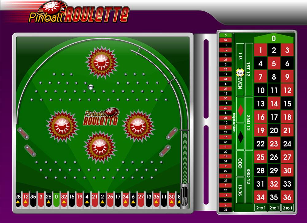 Ash Gaming | Pinball Roulette
