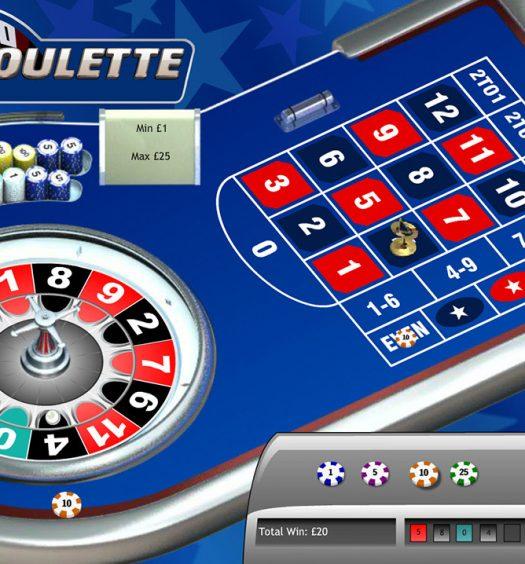 Playtech | Mini Roulette