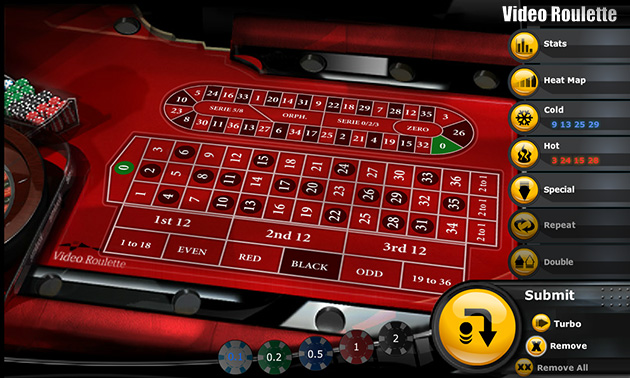 Playtech | Video Roulette