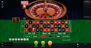 European Premium Roulette