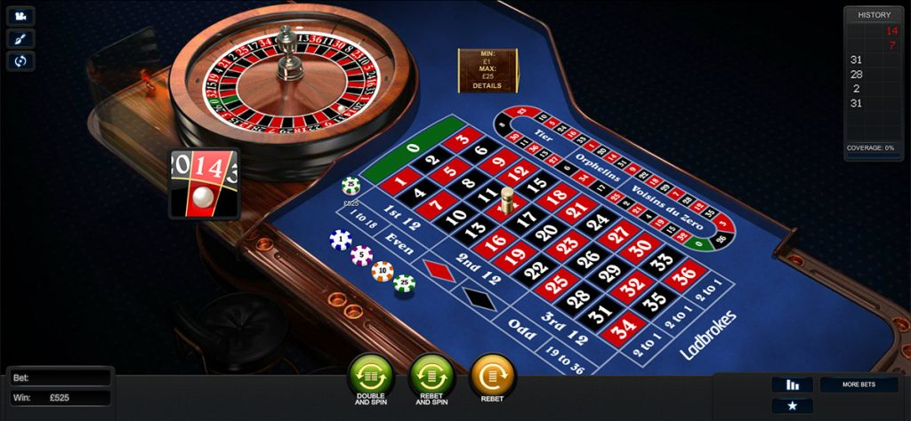 Playtech | Premium Roulette European Saved Bets