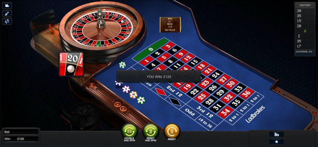 Premium Roulette preview