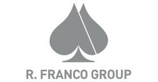 R. Franco Group Slots Logo