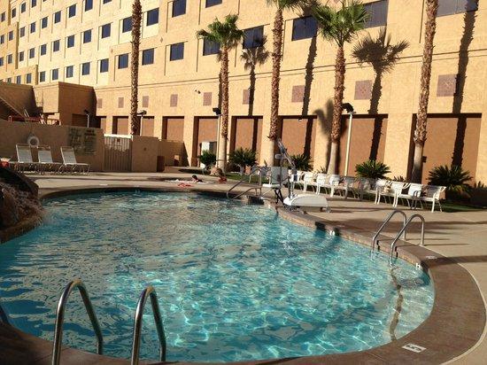 Santa Fe Station Hotel | Heated Outdoor Pool