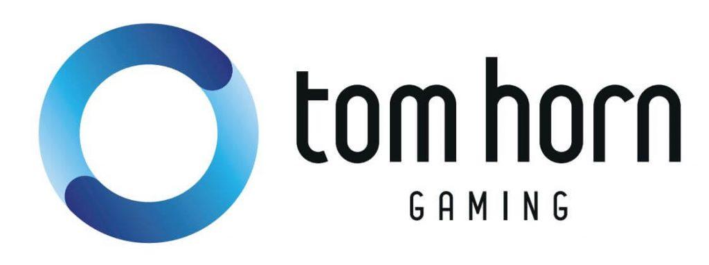 Tom Horn Gaming Slots Logo