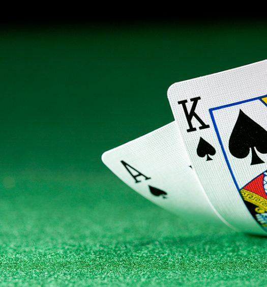 Blackjack Hand value of 21