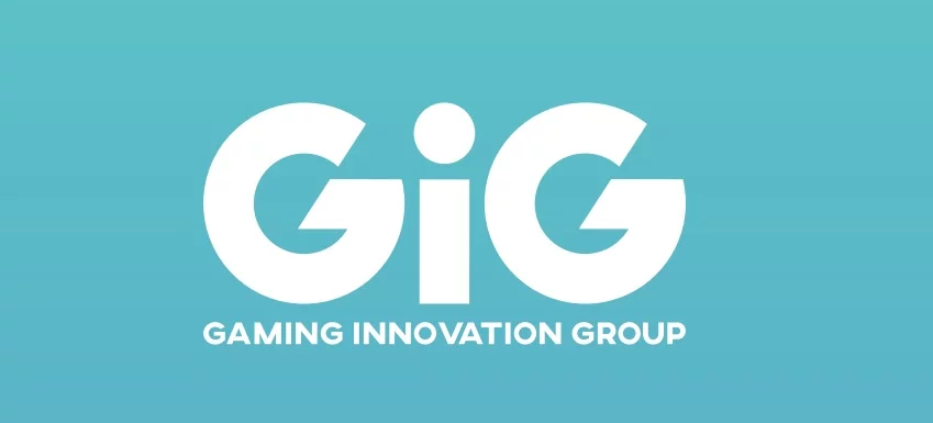 GIG Gaming Innovation Group | Slots Logo