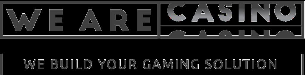 We Are Casino Slots Logo