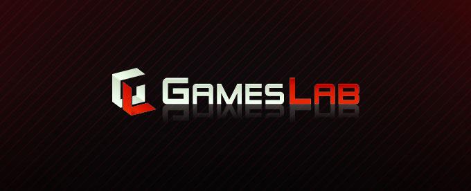Games Lab | Slots Logo