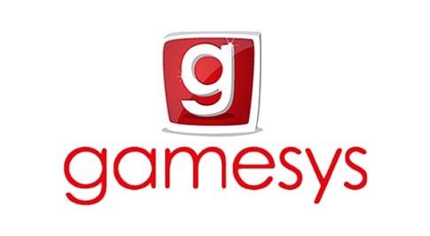 Gamesys | Slots Logo