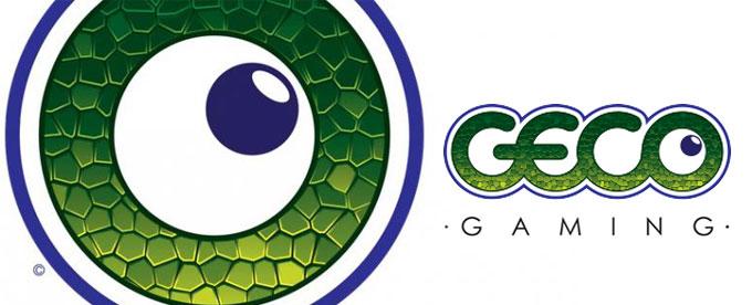 Geco Gaming   Slots Logo