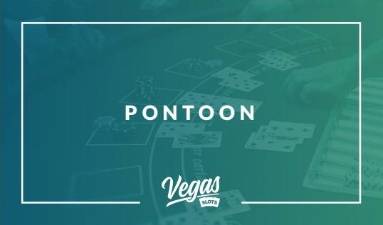 Pontoon Blackjack variation