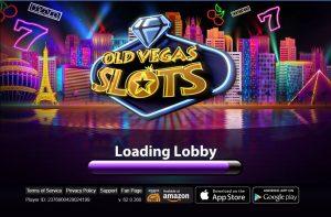 Old Vegas Slots loading screen