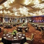 Banquet Hall at Aria Hotel and Casino Las Vegas